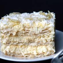 Przepis na doskonały tort Rafaello