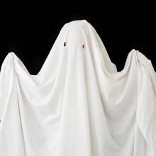 Jak wykonać strój ducha?