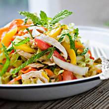 Jak przygotować chińską sałatkę z kapusty?