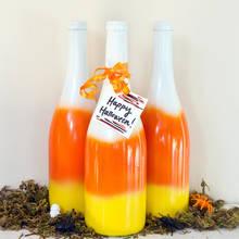 Jak ciekawie ozdobić butelki na Halloween?