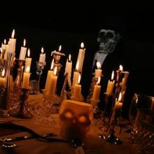 Jak przygotować świeczniki na Halloween?