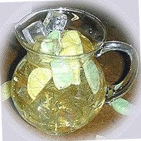 Jak zrobić świecę udającą mrożoną herbatę?