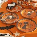 Jak udekorować talerze na Halloween?