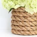 Jak wykonać wazon ze sznura?