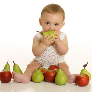 Pokarmy do jedzenia paluszkami dla niemowlaka