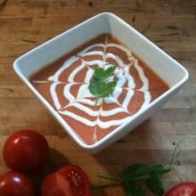 Sposób na zupę pomidorową według Dukana