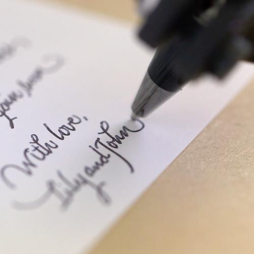 Co o charakterze mówi styl pisania?