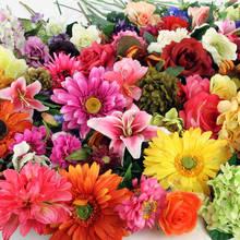 Jak zrobić sztuczne kwiaty?