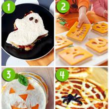 Jak przyrządzić tosty z duchami na Halloween?