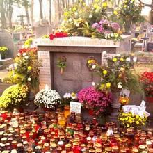 Sposób przygotowania stroiku na cmentarz