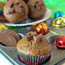 Aromatyczne muffinki piernikowe na święta