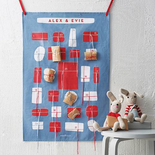 Kalendarz adwentowy z pudełek po zapałkach – jak zrobić?