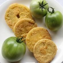 Smażone zielone pomidory – jak zrobić?