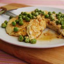 Jak zrobić egzotyczny omlet z tofu?