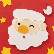 Jak zrobić ładną kartkę ze świętym Mikołajem?