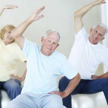 Dobre i bezpieczne ćwiczenia dla seniorów