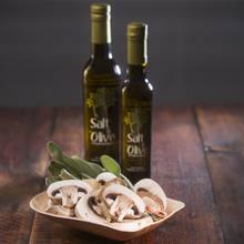 Dobry sposób na grzyby w oleju
