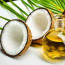 Maseczka do włosów z olejkiem kokosowym