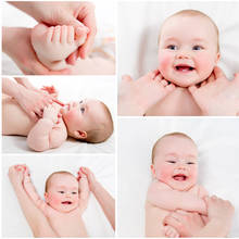 Zalety masażu dla dzieci