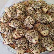 Jak przygotować pyszne ciastka-jeżyki?