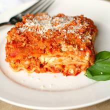 Jak wykonać bezglutenową lasagne?