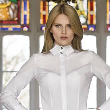 Jak powinno się nosić białe koszule?