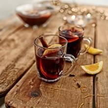 Idealne grzane wino na jesienne wieczory