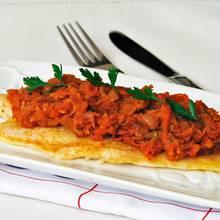 Sprawdzony przepis na rybę po grecku