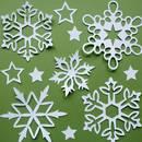 Jak wykonać śnieżynkę z papieru?