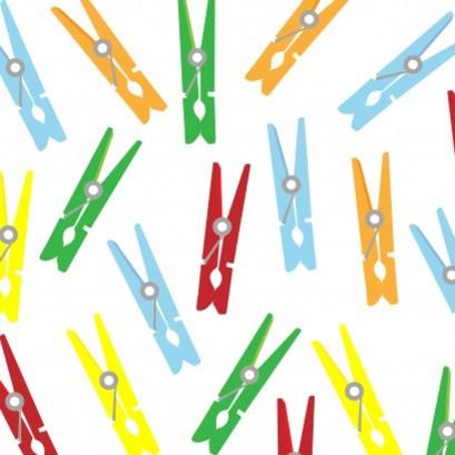 Pięć ciekawych sposobów na wykorzystanie klamerek do bielizny