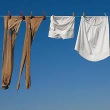 Poprawny sposób suszenia delikatnych tkanin
