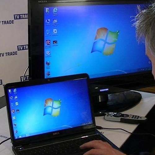 Jak poprawnie podłączyć komputer do telewizora?
