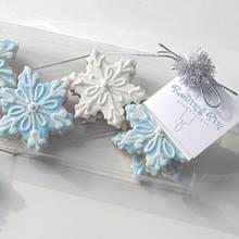 Ciasteczka-śnieżynki – jak je przygotować?