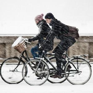 Styl jazdy zimą