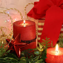Jak przygotować jadalny świecznik świąteczny?