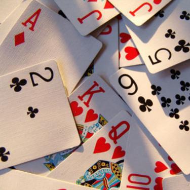 Tasowanie kart – pięć prostych sposobów