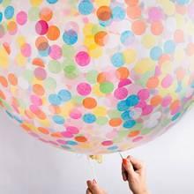 Jak wykonać zabawny balon z konfetti w środku?