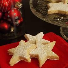 Cytrynowe gwiazdki – oryginalny przysmak świąteczny