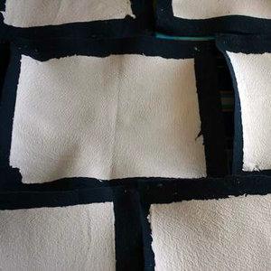 Jak przygotować papier czerpany – krok czwarty