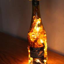 W jaki sposób zrobić lampkę z butelki?