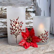 Jak przygotować świeczniki na wigilijny stół?