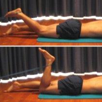 Wzmacnianie stawów kolanowych – ćwiczenie czwarte