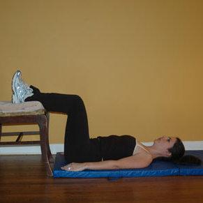 Wzmacnianie stawów kolanowych – ćwiczenie pierwsze