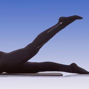Wzmacnianie stawów kolanowych – ćwiczenie piąte