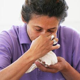 Jak zatamować krwotok z nosa?