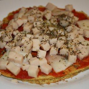 Składniki na pizzę