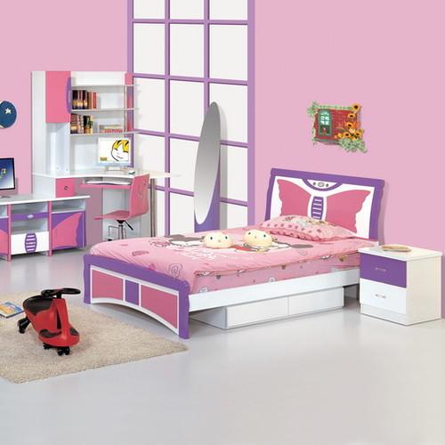 Jak ciekawie dobrać kolory do dziecięcego pokoju?