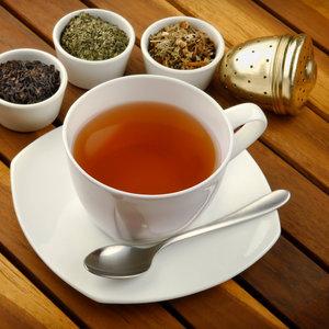 Ciepłe herbaty