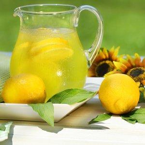 Oczyszczająca cytryna
