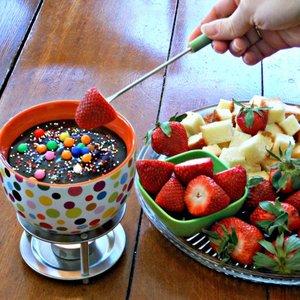 Przygotowanie owoców